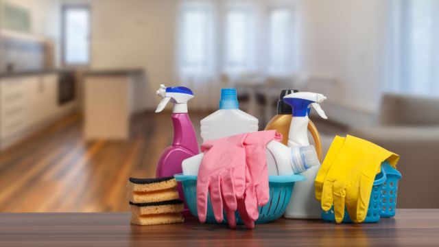 'It's so ridiculous': A professional debunks popular cleaning hacks