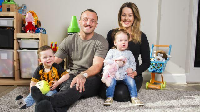 Raiders co-captain Josh Hodgson selling his family home