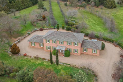 Georgian-style Goulburn home on the market for the first time in almost 50 years