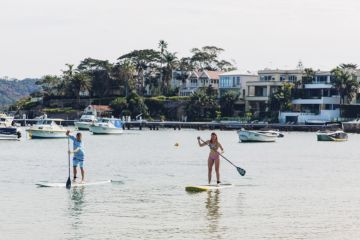 How a small fishing village became a tightly held billionaire suburb