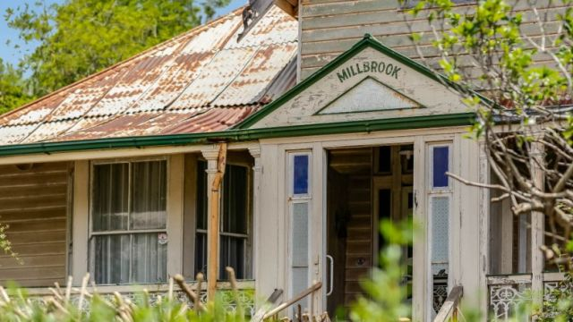 The incredible Queenslander for sale for the first time in nearly 160 years