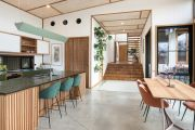 'Like a sanctuary': Japanese inspired home in Lyneham on the market