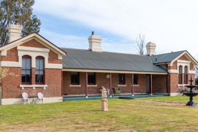 'Etched in Boorowa's history': Former police station on the market