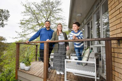'Our happy place': How the Soltanis' bold move secured their family home