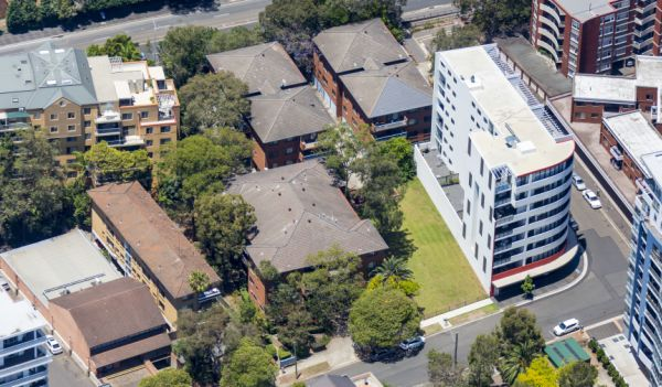 Parramatta mega-lot sells as developer looks to the future
