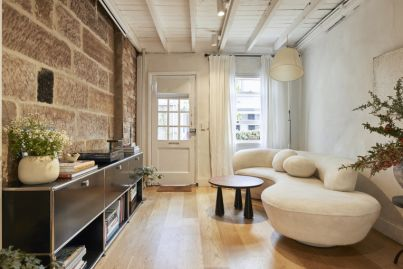Behind the listing: A restored stonemason's cottage in Sydney's Paddington
