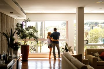 'I've got restless feet': The Australians with no desire to own their own home