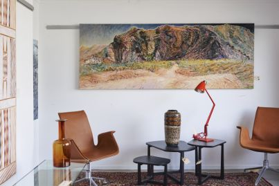 'Every artwork has its own story to tell': How art can make a house a home in Canberra