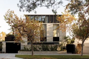 Ahead of the curve: Toorak penthouse dubbed 'The Sky' on the market