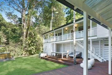 Escape to this Byron Bay rainforest retreat that feels 'a million miles from anywhere'