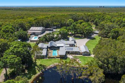 Techie Robin Khuda joins Byron Bay set buying $7m coastal retreat