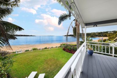 Sydney's holiday home boom crashes on Bundeena shores with $8m house sale