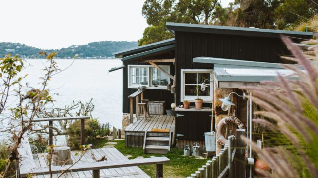 This fisherman shack turned private retreat is beyond picturesque