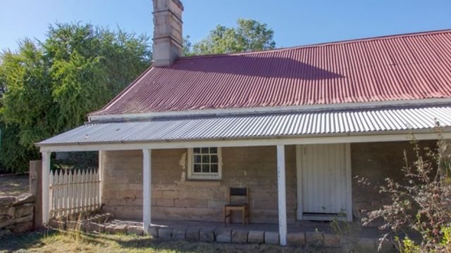 The plan to relocate one of Australia's oldest homesteads