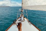 The Melbourne couple who moved to a yacht in the Whitsundays