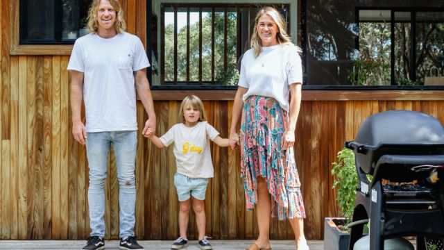 How COVID encouraged this couple to build a business in the backyard