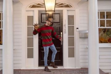 Iconic horror movie house hits the market