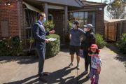 Melbourne's property market begins to awaken from a weeks-long slumber