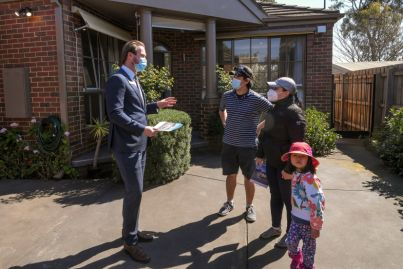 After seven-week ban, Melburnians waste no time in booking property inspections