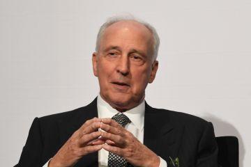 Barangaroo is 'Sydney being hit by a rainbow', Paul Keating says