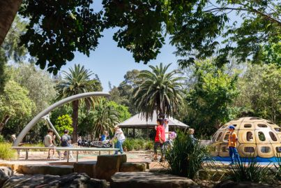 The lower north shore suburb with a famous connection and a 'nice community feel'