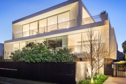 Home of the week: the apartment with its own lift in South Yarra
