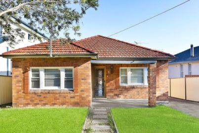 Strathfield home listed for just a week sells at auction for $1.36 million