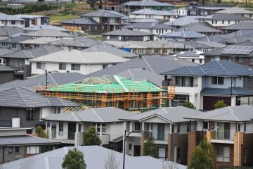 HomeBuilder grant take-up soars as buyers rush to build new homes