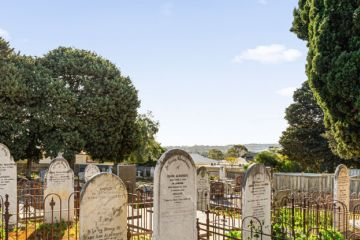Ever wanted to buy a cemetery? Here's your chance