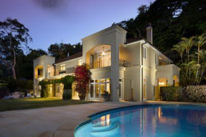 Freight boss Arthur Tzaneros buys $32m Vaucluse mansion