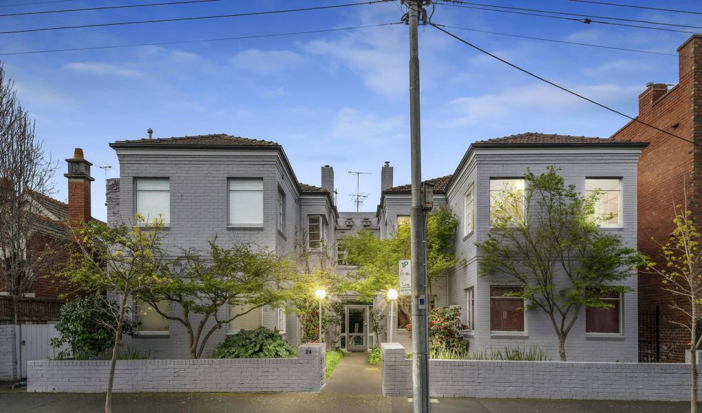 6/24 Hotham Street, East Melbourne