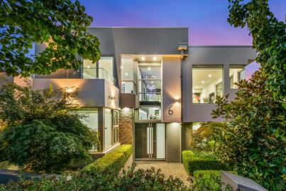 Franklin home sets new suburb record, selling via private negotiations