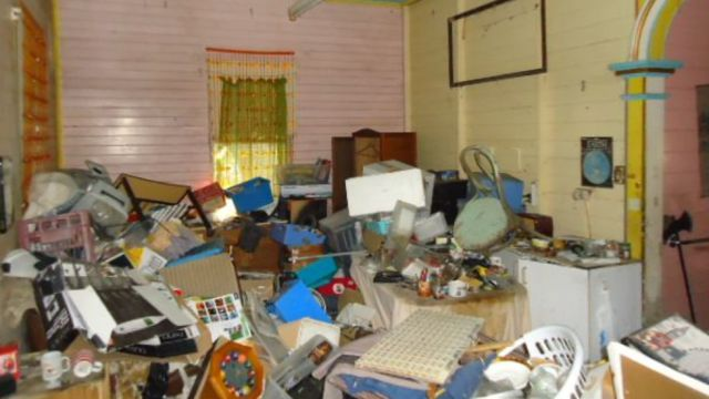 This could be the bargain hoarder house you've been searching for