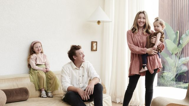 The Block's Josh and Jenna Densten list their Melbourne 'forever home'