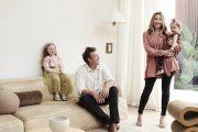 A labour of love: Inside Josh and Jenna Densten's dreamy home