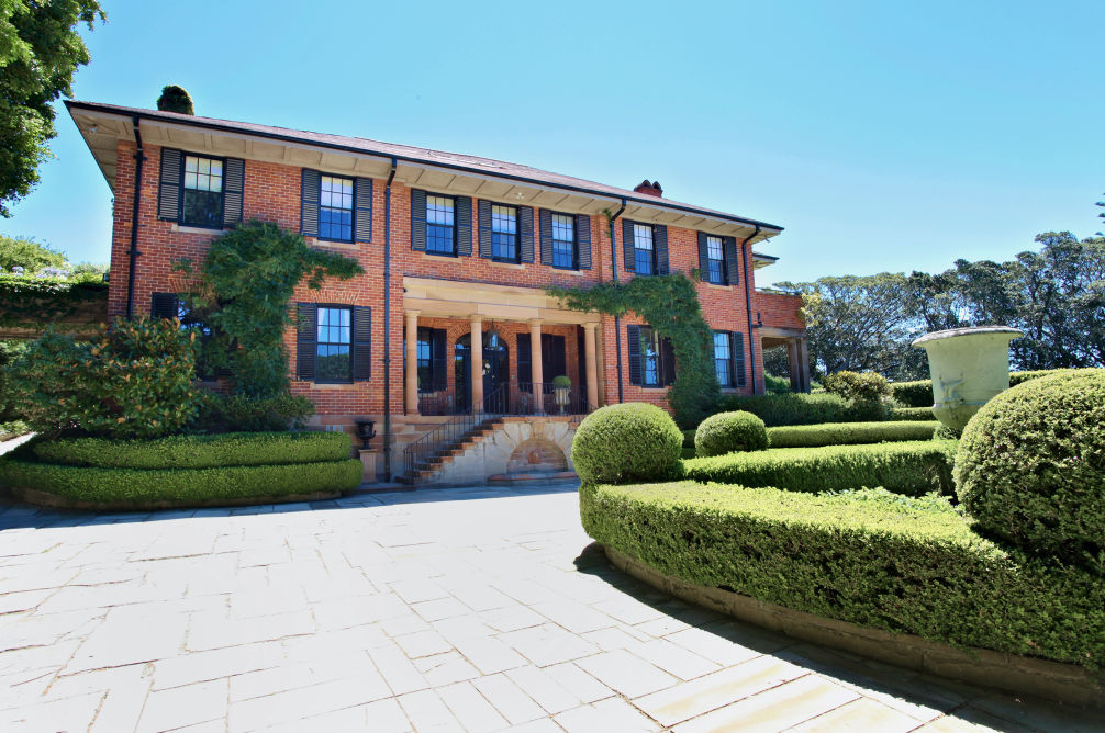 Barford at 58 Victoria Road Bellevue Hill NSW