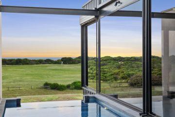 The rare coastal home where concrete is king