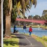 The suburb that becomes the centre of Melbourne