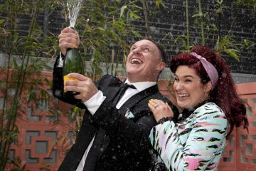 Jimmy and Tam become The Block's first millionaires on record auction day