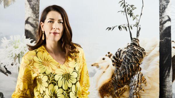 Inside designer Kate Challis' 'other-worldly' Fitzroy home