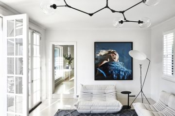 Inside an impressive artist's Brighton home for sale