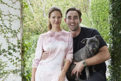The couple who turned a rental into their dream home