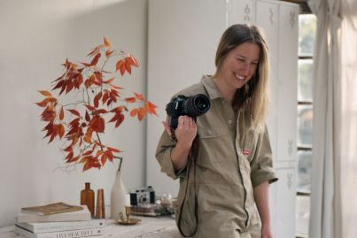 Canberra-based photographer Lean Timms on storytelling home spaces through the lens