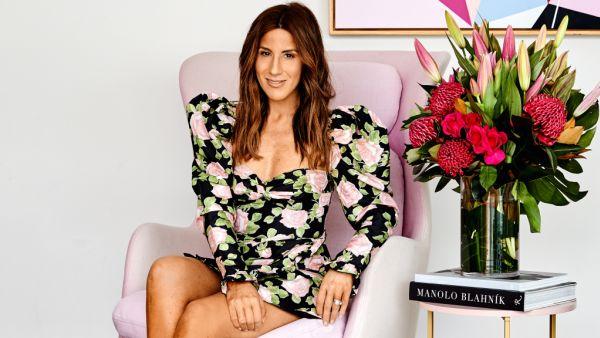 Inside celebrity stylist Lana Wilkinson's home