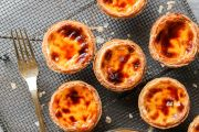 Diana Chan's simple and tasty Portuguese egg tarts
