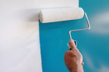 How to complete a DIY painting project over a long weekend