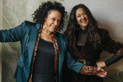 Gospel Sisters: Vika and Linda Bull