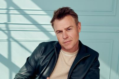Late Bloomer: Rodger Corser was a late-comer to the industry and he still has much to do