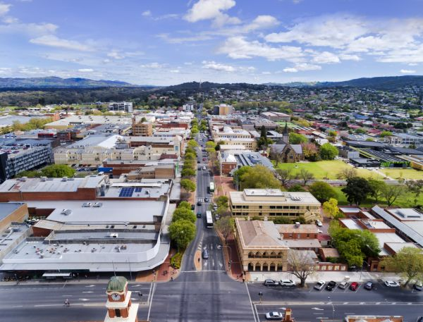 The benefits of investing in a growing regional community