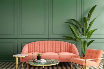 Colour combinations to guarantee any room will stand out and stay fresh
